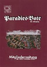 Paradiesbote 2008
