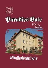 Paradiesbote 2013